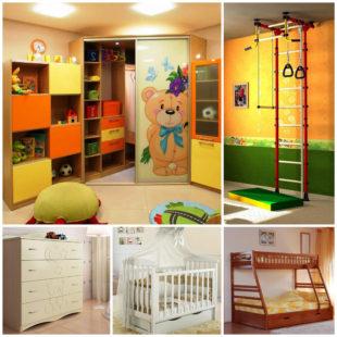 5 видов мебели, которые должны быть в каждой детской комнате