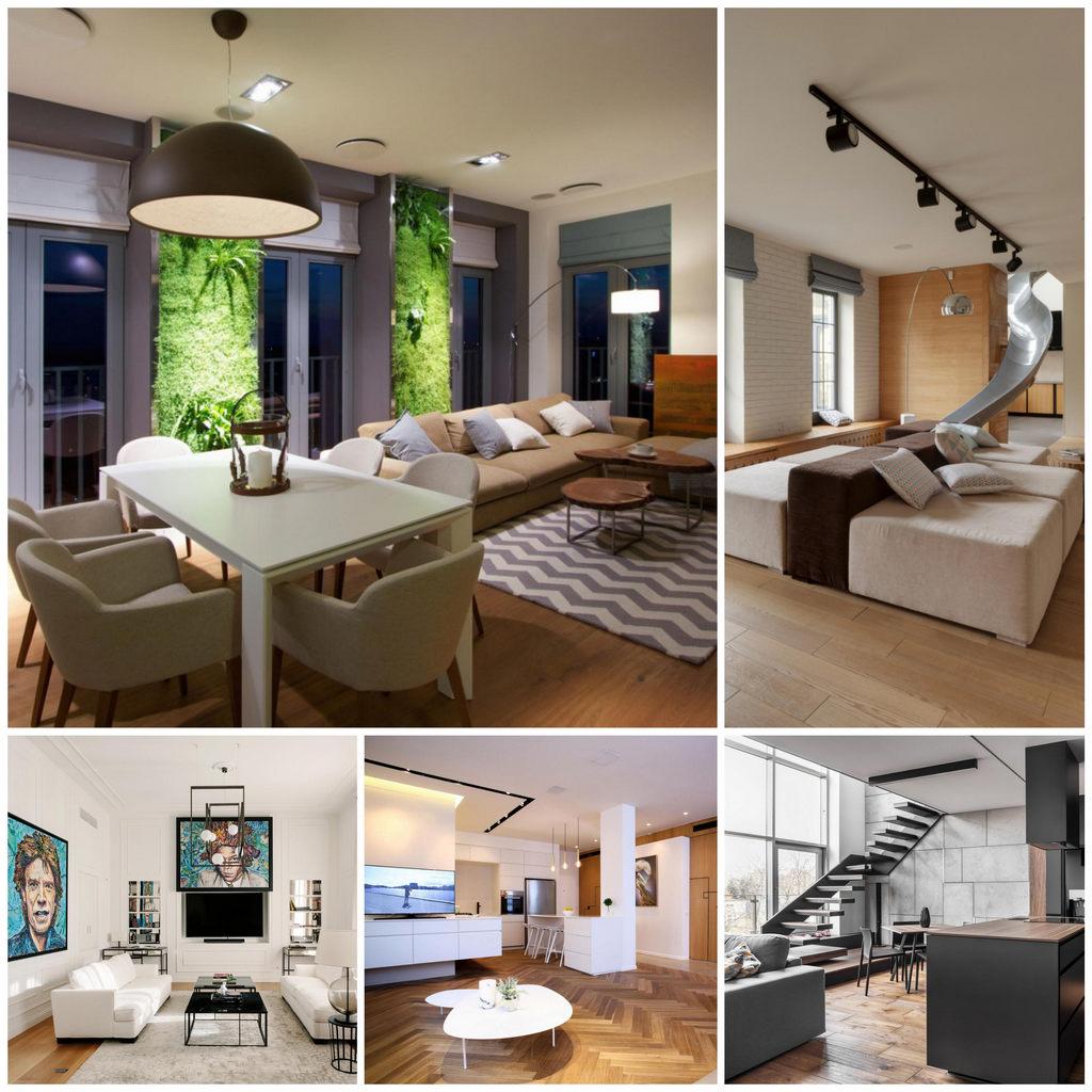 Авторский дизайн-проект квартиры: принимайте активное участие в его создании
