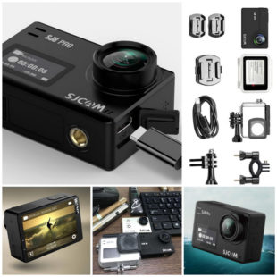 Экшн-камера SJCAM SJ8, как достойная альтернатива GoPro