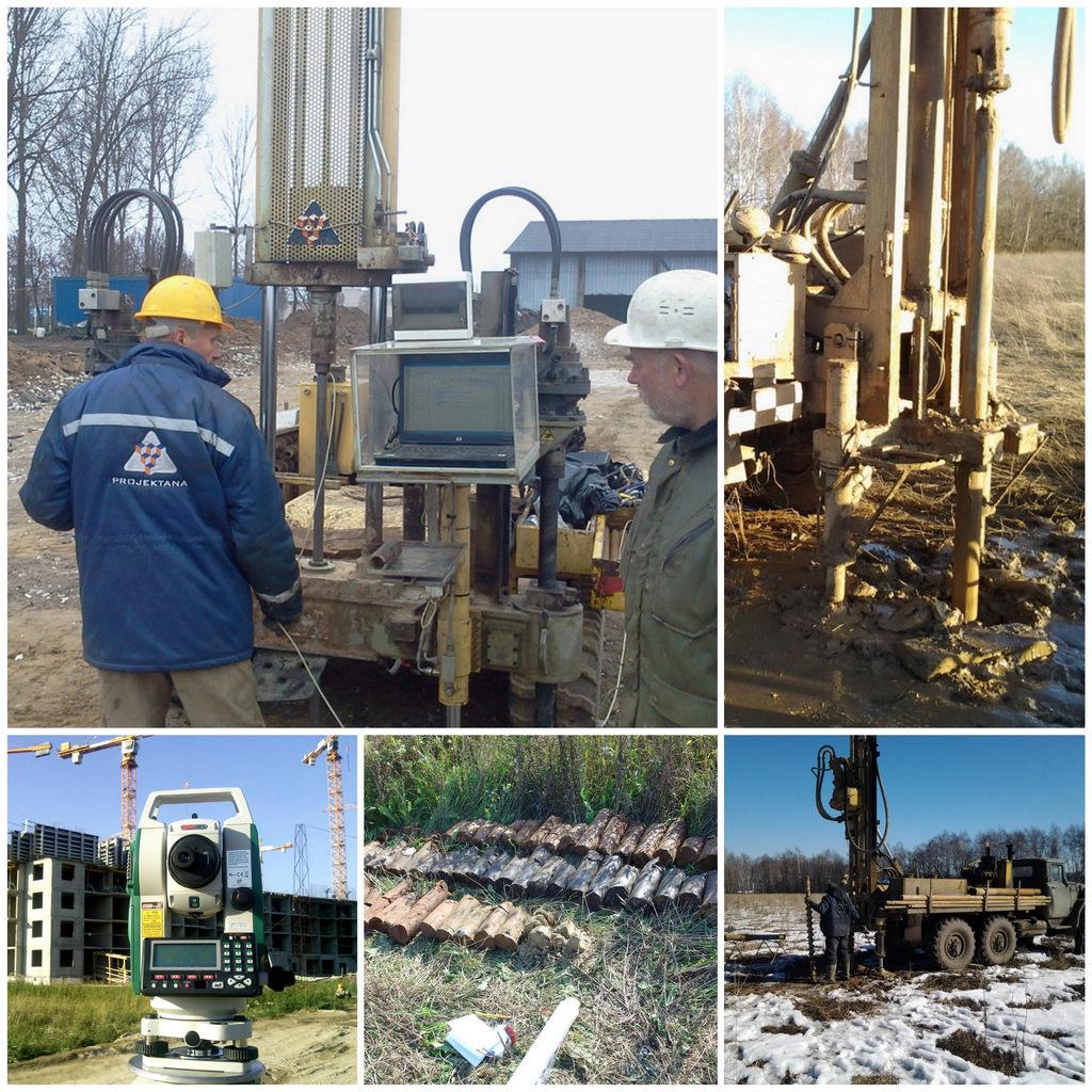 Инженерно-геологические изыскания - принцип работы и ценообразование