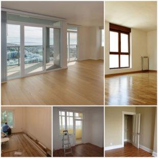 Косметический ремонт квартиры - простой способ обновить интерьер