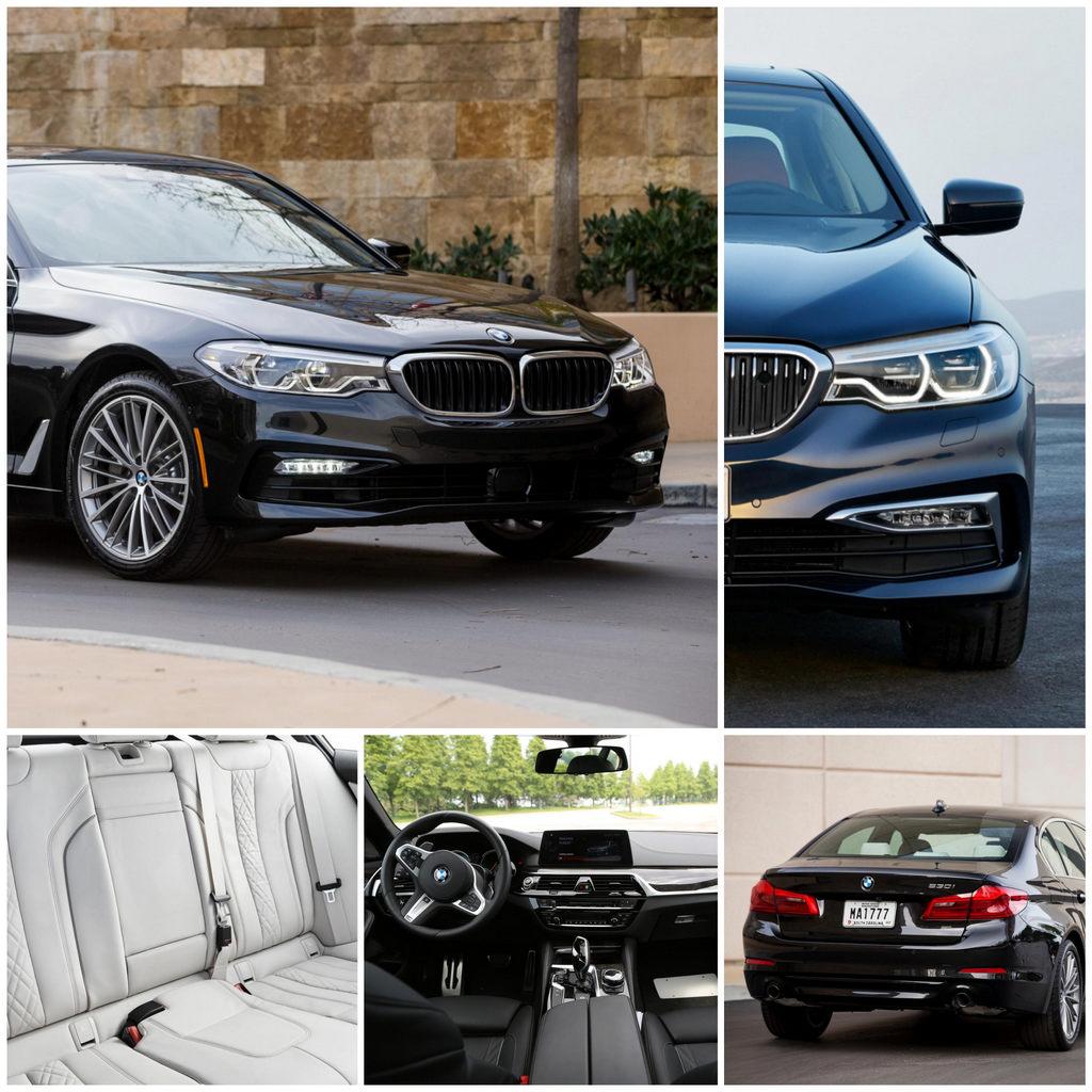 Новый BMW 525i — любимец автолюбителей
