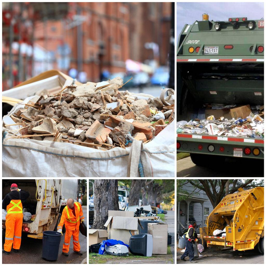 Особенности услуги по вывозу мусора