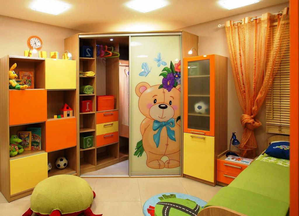 5 видов мебели которые должны быть в каждой детской комнате