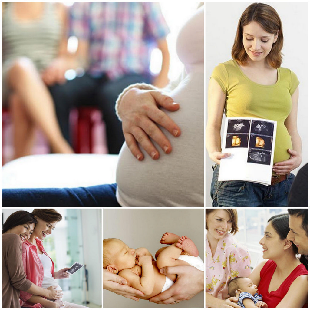 Суррогатное материнство «за» и «против»