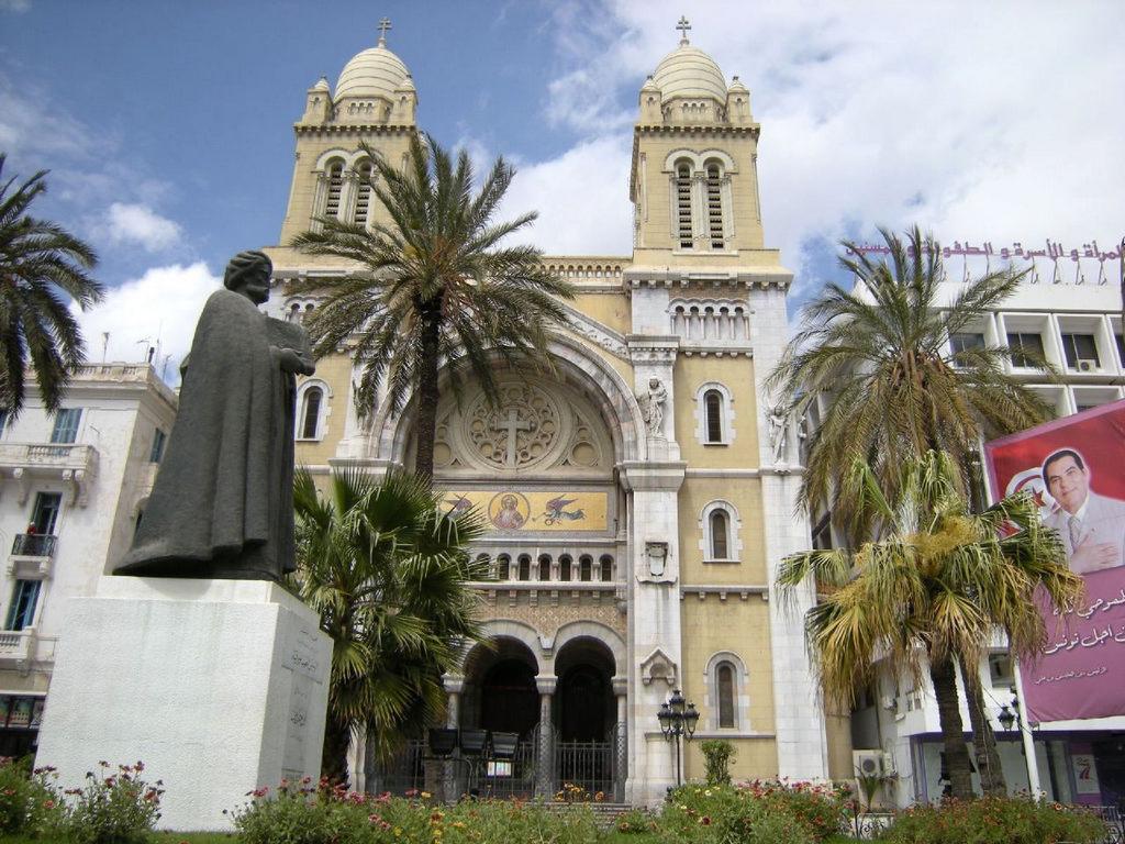 Кафедральный собор Сен-Венсан-де-Поль
