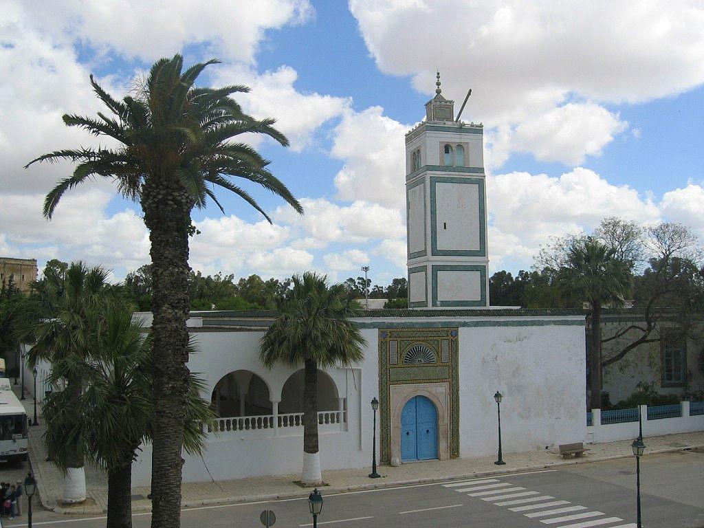 Национальный музей Бардо в Тунисе