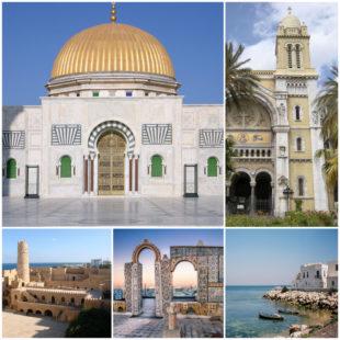 Тунис для туристов - куда поехать и что посмотреть