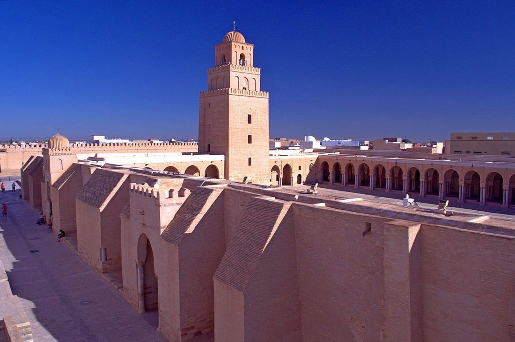 Великая мечеть Кайруана Сиди Укба