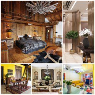Используем стильный дизайн интерьера при ремонте квартир