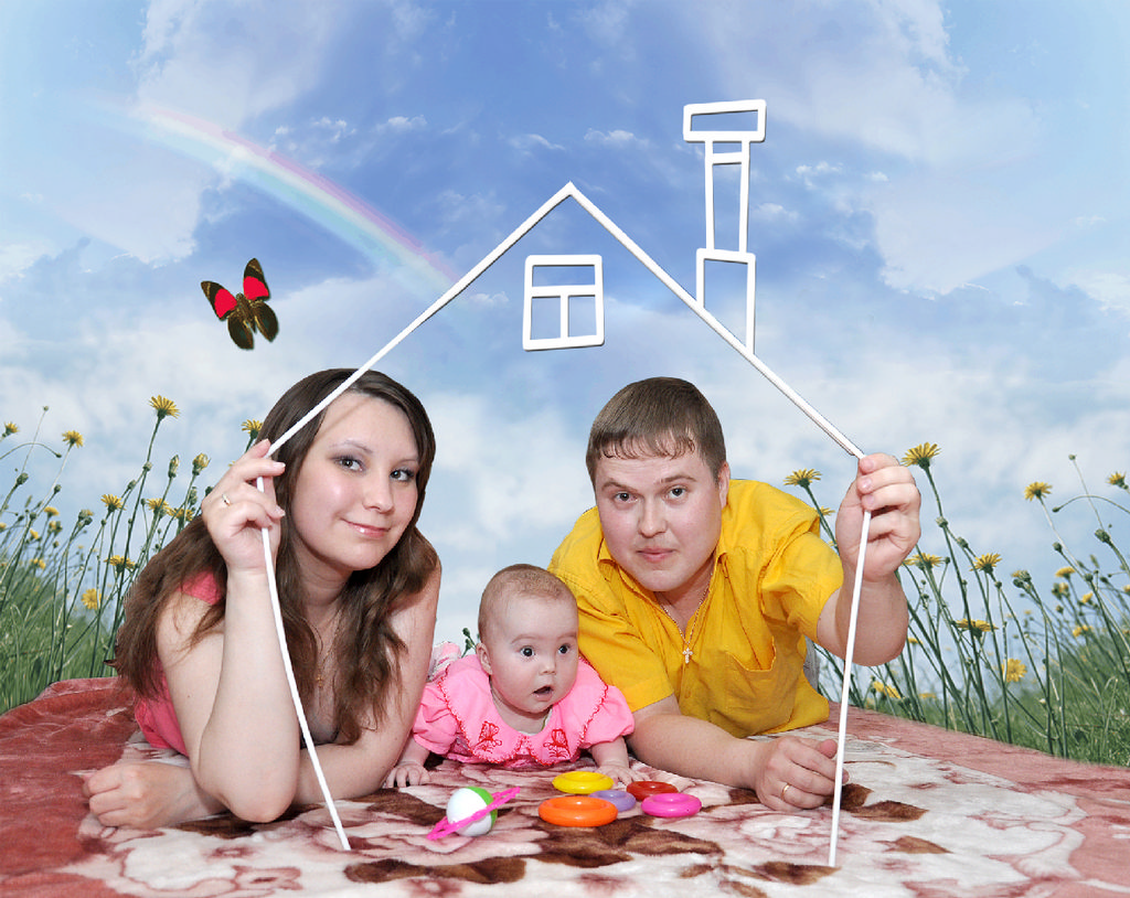Картинки жилье для российской семьи