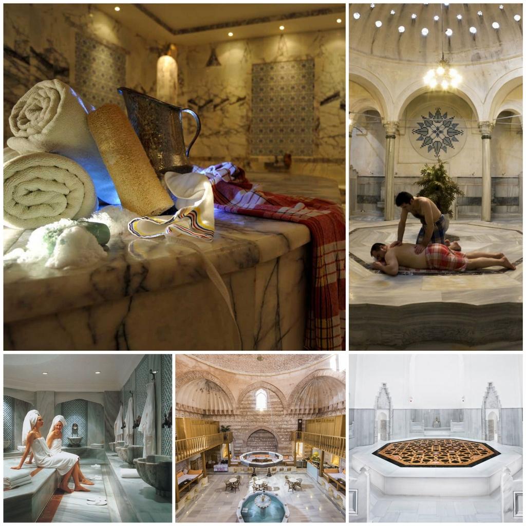 Турецкий хамам здоровье и красота для всех