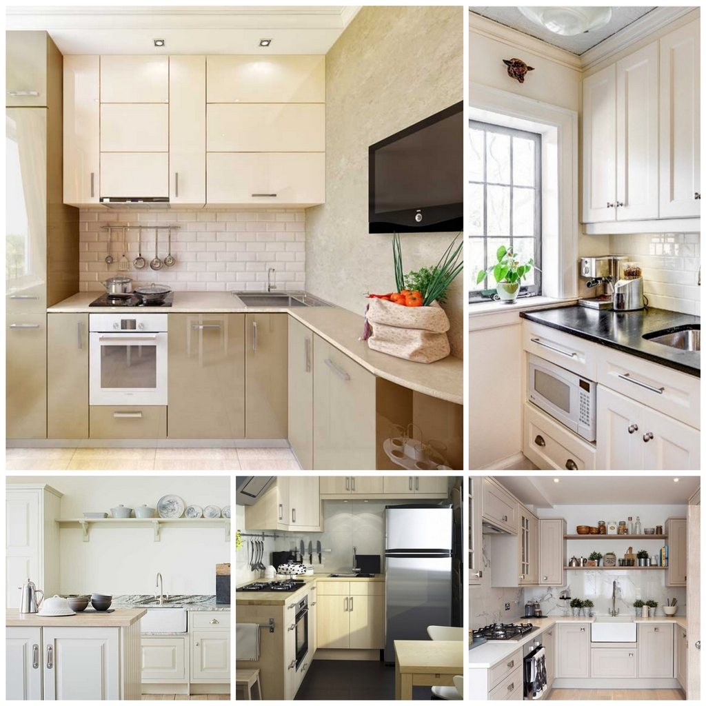 Декор маленькой кухни: уникальные советы + фото
