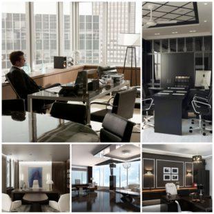 Мебель в кабинет руководителя эконом класса - советы дизайнера