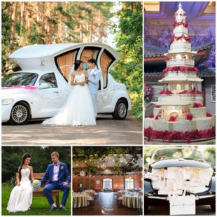 Свадебное торжество - как организовать, с чего начать и как ничего не упустить