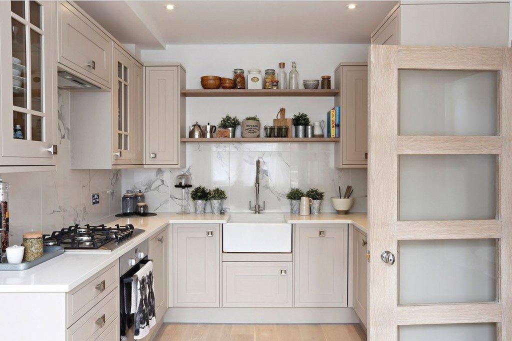 Цвета, орнаменты, обои для кухни
