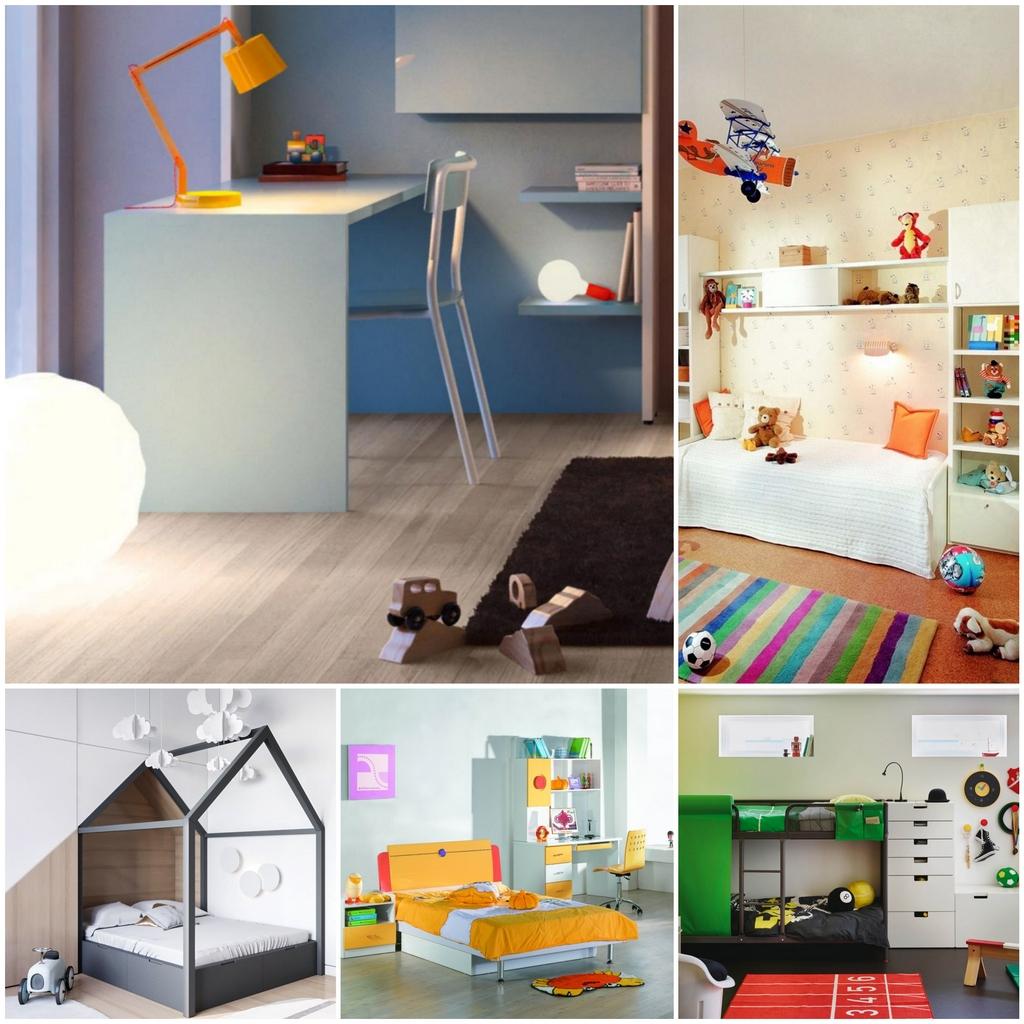 Как выбрать мебель для детской комнаты? - гид потребителя