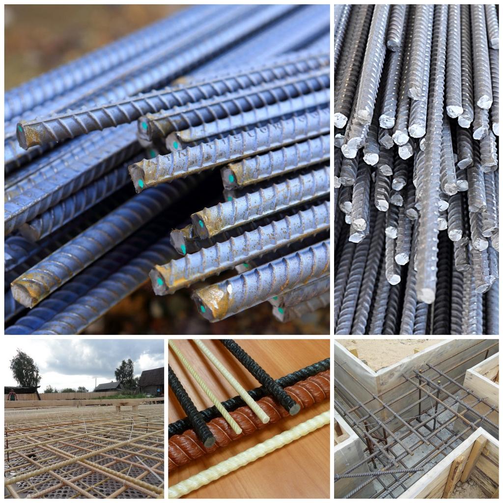 Арматура - её особенности и применение в строительной отрасли