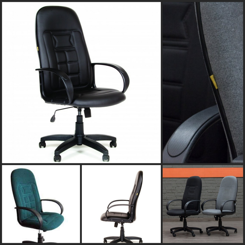Кресло руководителя Chairman 727 - отличный выбор