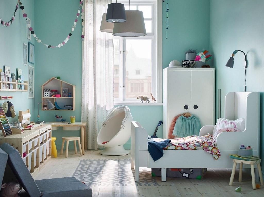 Критерии подбора комплектов мебели для детской комнаты