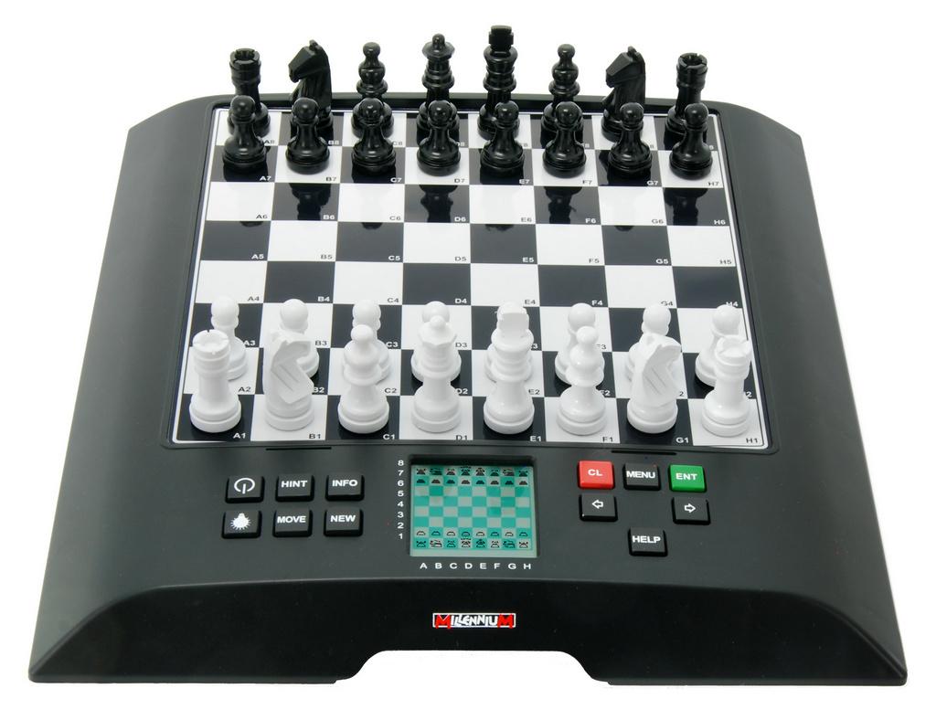 шахматный компьютер
