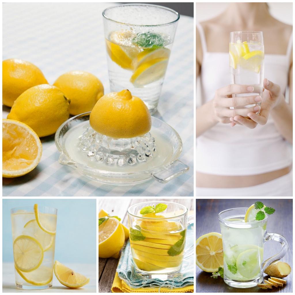 Почему нужно пить лимонную воду по утрам