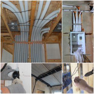 Разводка электропроводки в частном доме своими руками - это реально