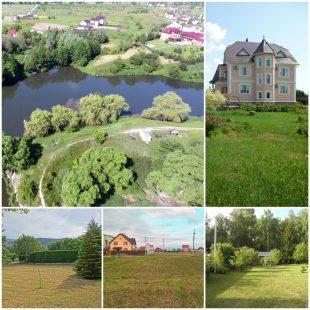 Участки под коттеджи в Московской области