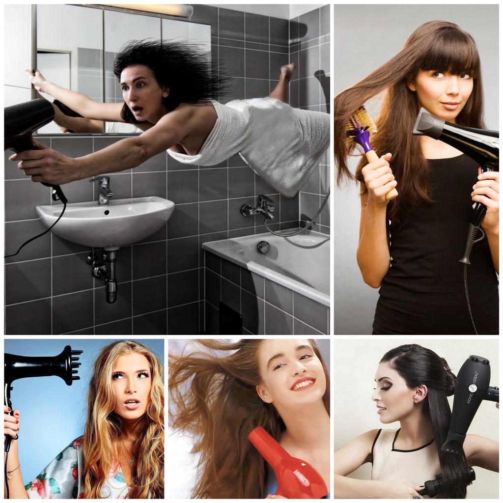 Фен для волос, как выбрать - гид потребителя