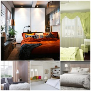 Как обустроить маленькую спальню Советы дизайнера