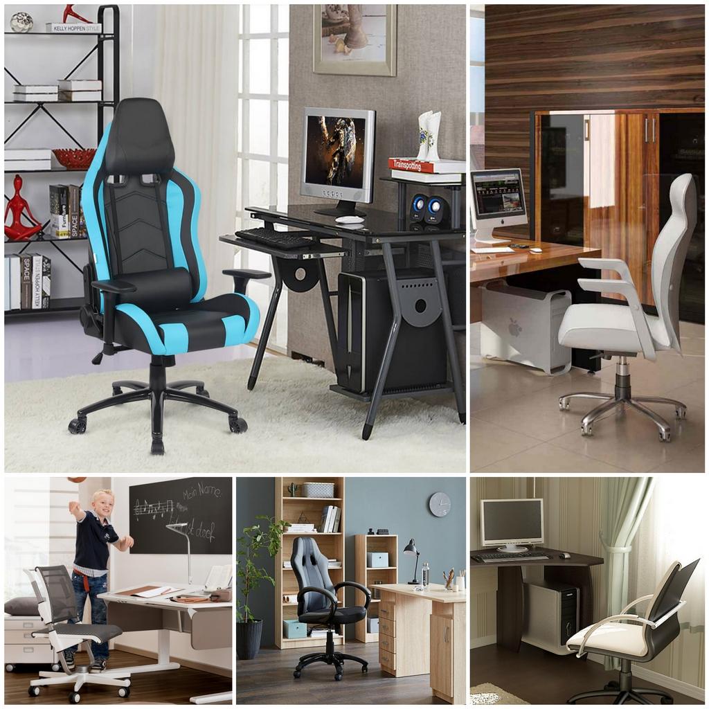 Как выбрать компьютерное кресло - гид потребителя