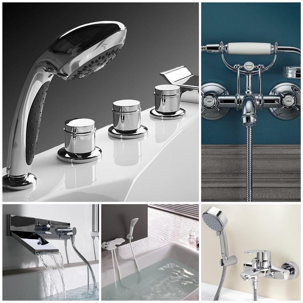 Как выбрать смеситель для ванной - гид потребителя