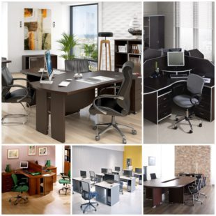 Выбирайте мебель эконом-класса для офиса правильно