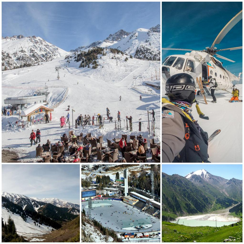5 причин посетить Алматы зимой