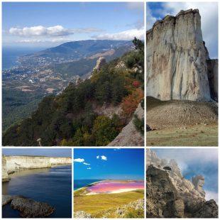 8 красивейших мест полуострова Крым