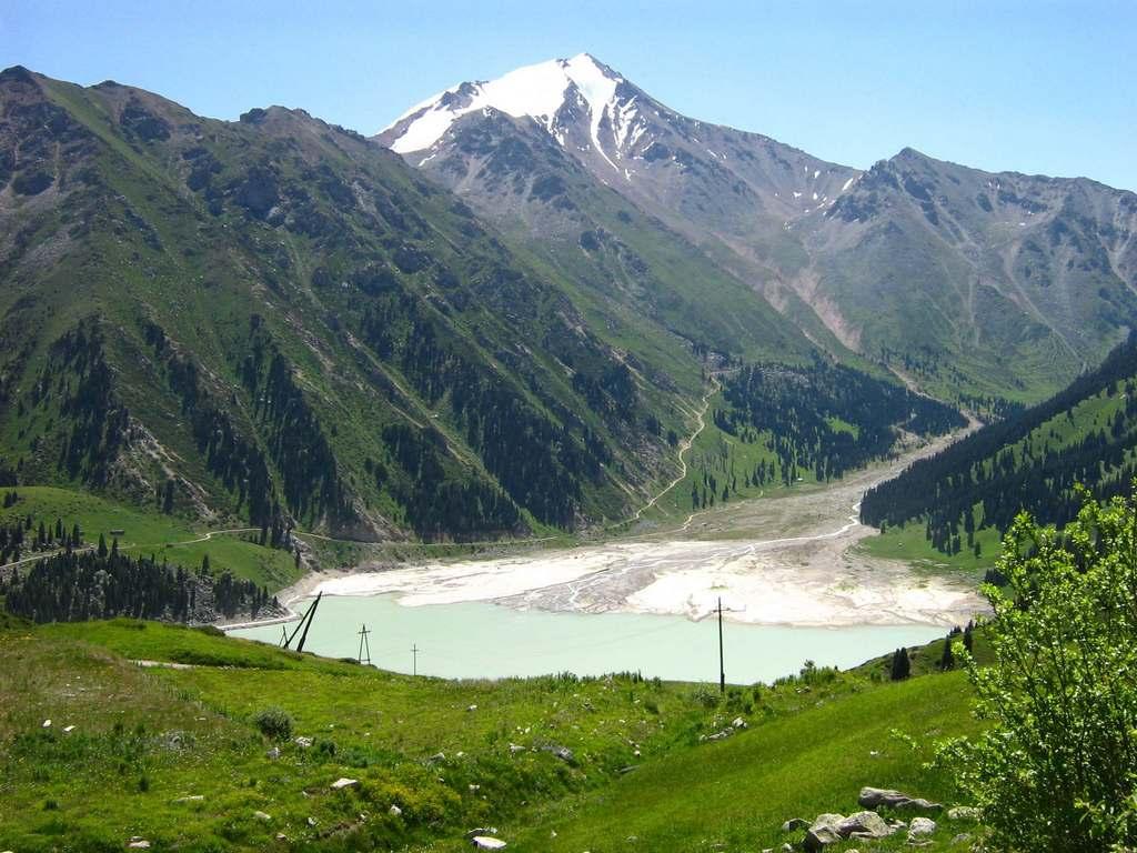 Большой Алматинский Пик - отправная точка в жизни начинающего альпиниста