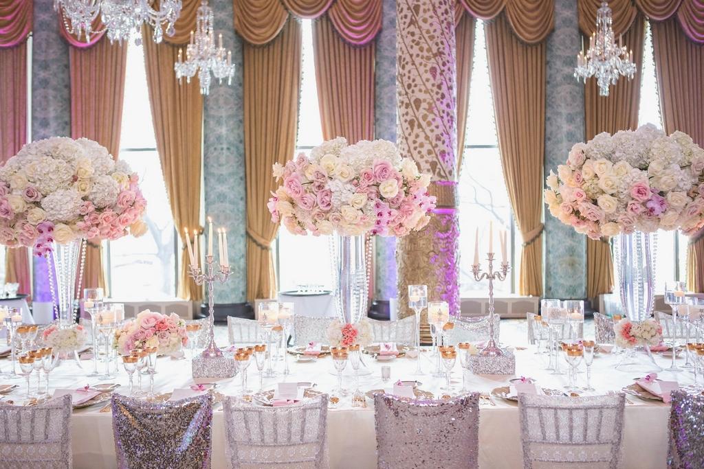 Что такое свадебный декор