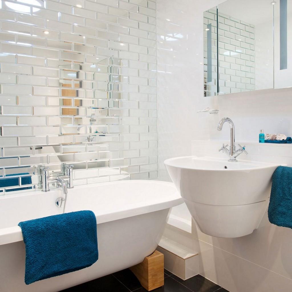 Делаем полы, стены и потолок в ванной