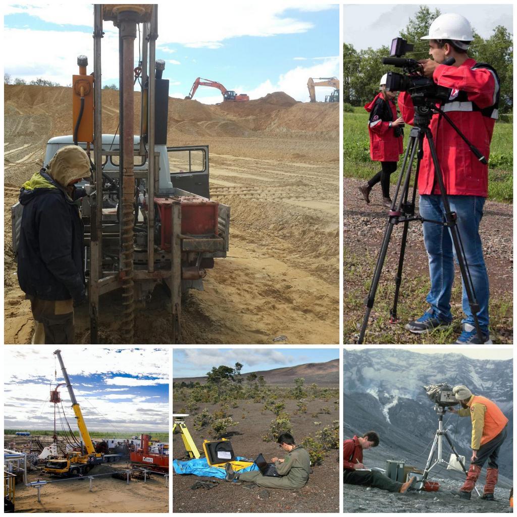 Геологоразведка - геологоразведочные работы и инженерные изыскания