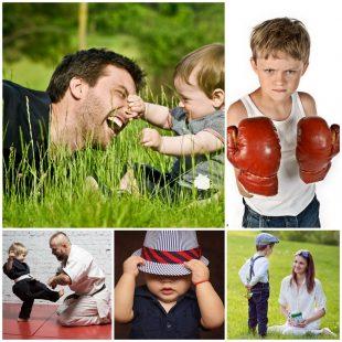 Как воспитать настоящего мужчину - советы родителям
