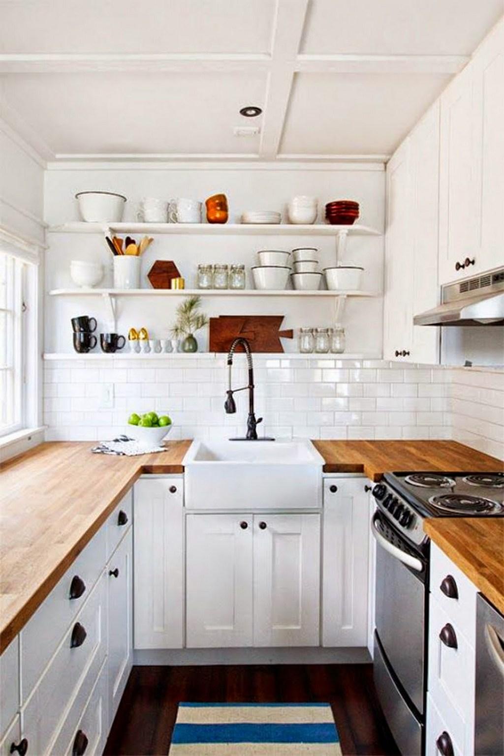 Оптимизируем пространство кухни