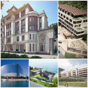 Особенности проектирования гостиниц - советы архитектора