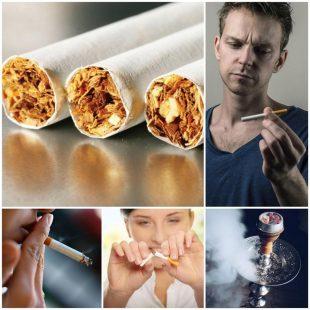 Правда ли что табак успокаивает нервную систему