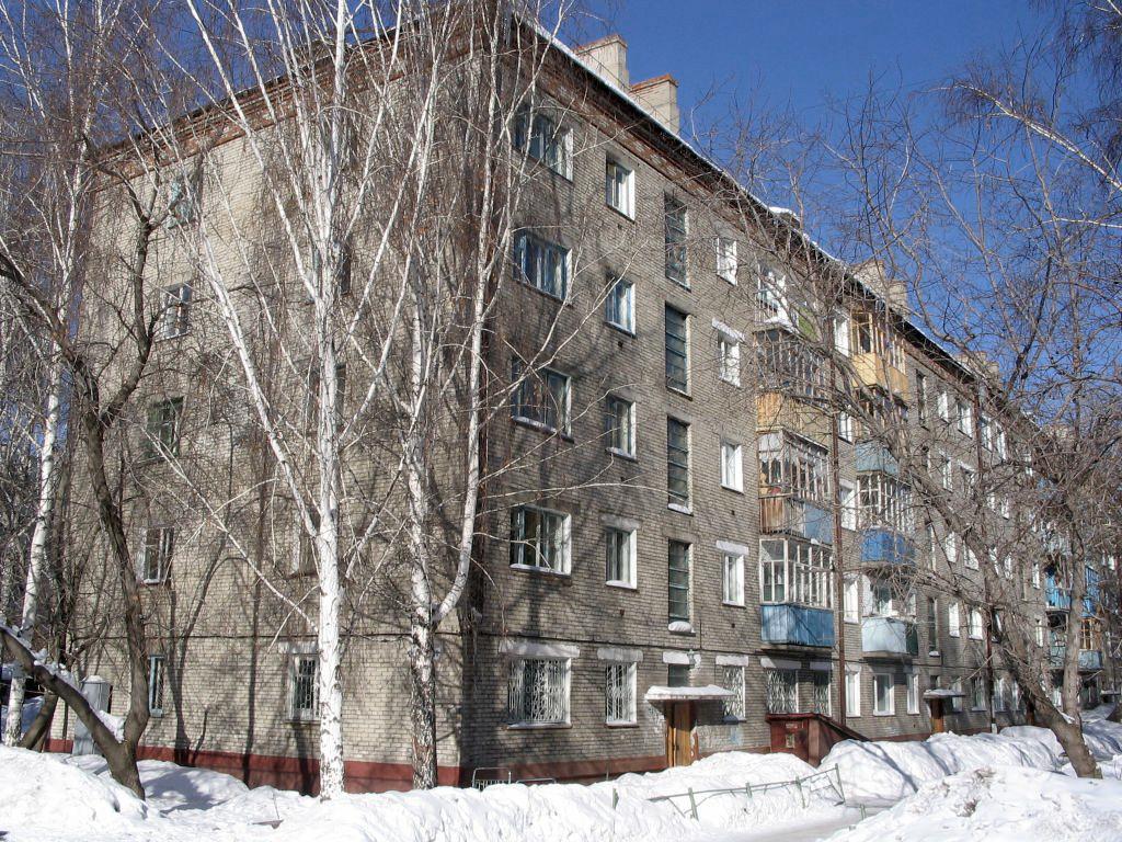 Развитая инфраструктура жилого района