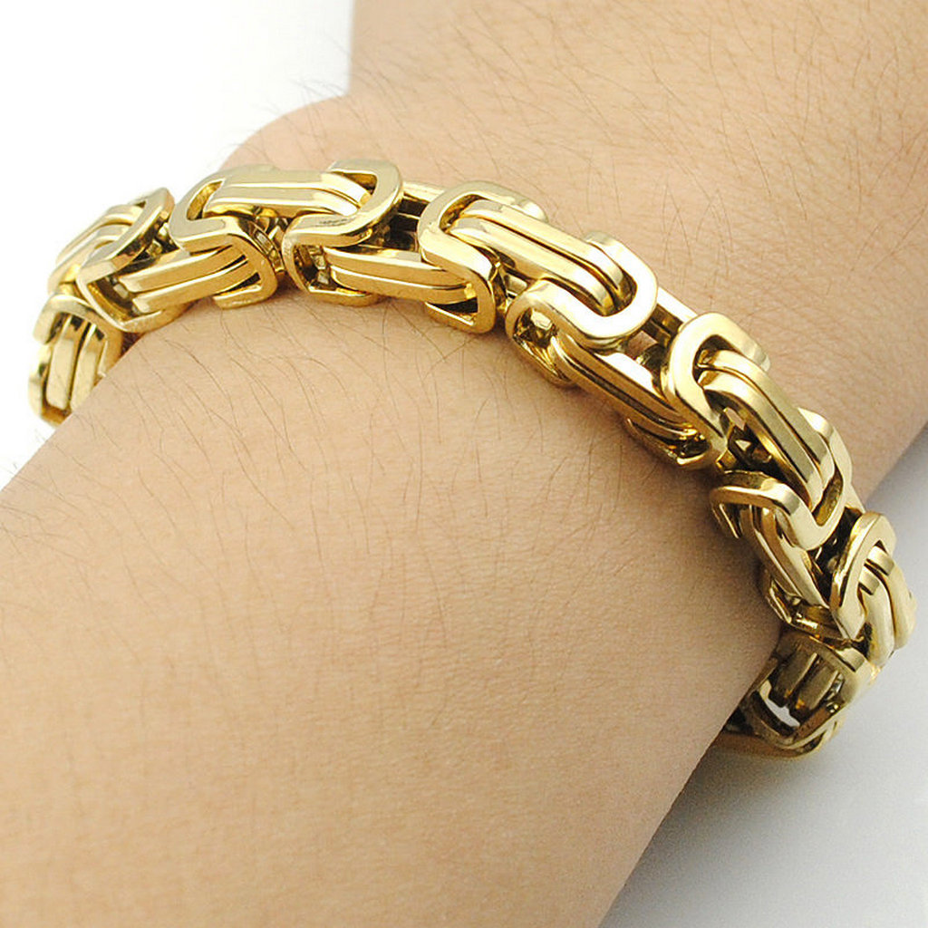 Ценный подарок — золотая цепочка