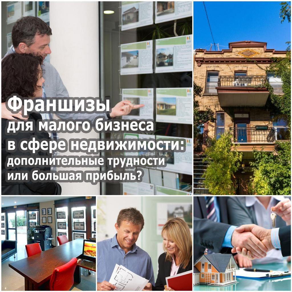 Франшизы для малого бизнеса в сфере недвижимости: дополнительные трудности или большая прибыль?