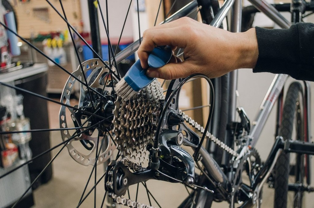 Главные правила мойки велосипеда