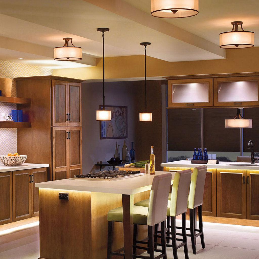 Как освещение влияет на интерьер комнаты