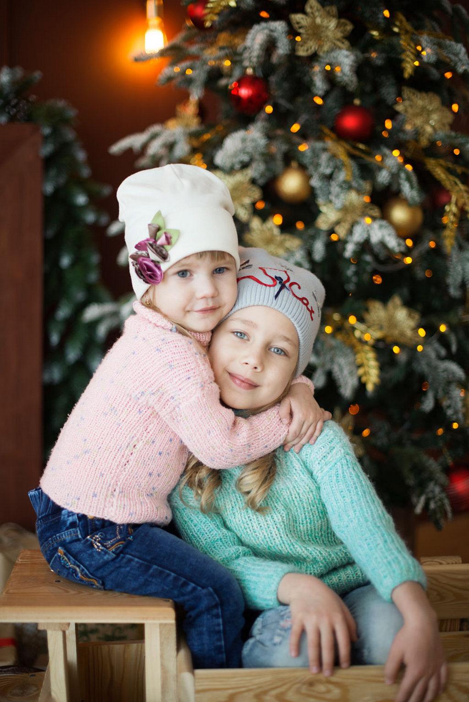 Как проводят семейные фотосессии с детьми