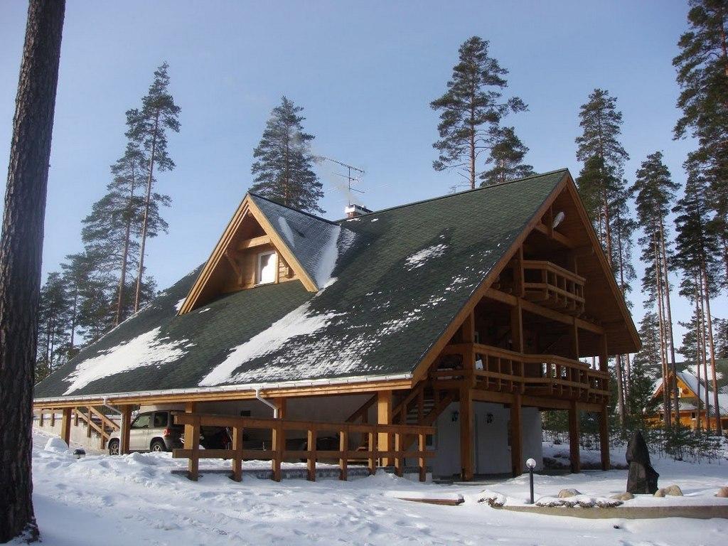 Основные преимущества деревянного дома из клееного бруса
